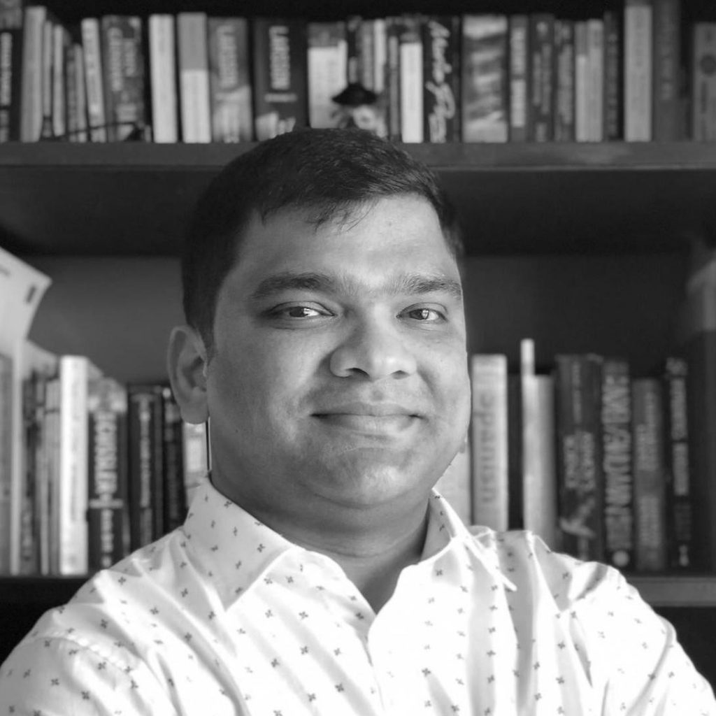 Dr. Nayan Kalnad (Avegen Health) Headshot