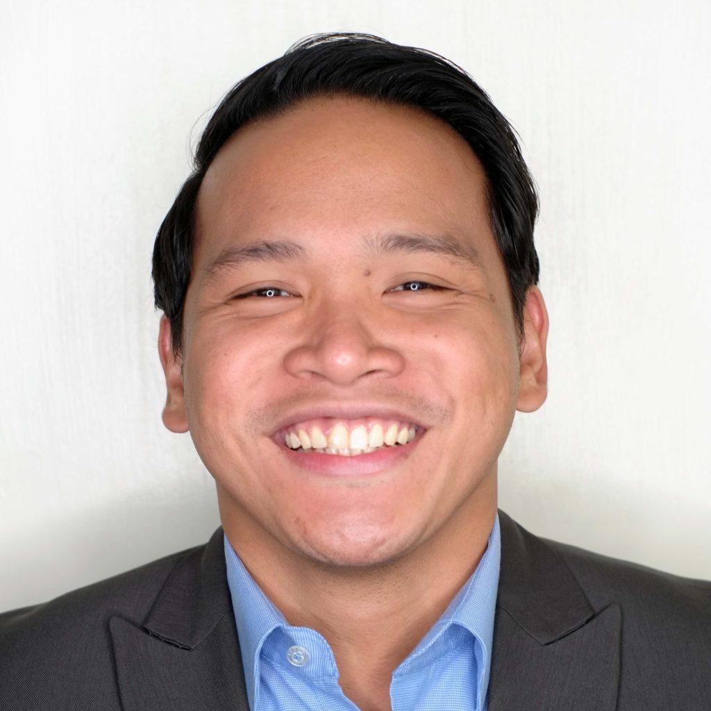 James Mendoza (HealthBlocks) Headshot